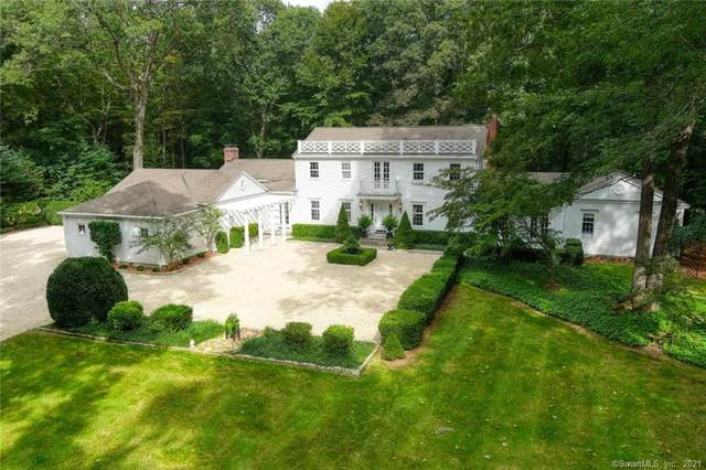46 Indian Hill Road, Wilton, CT 06897 (MLS #170446853) :: Forever Homes Real Estate, LLC