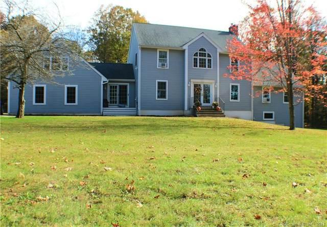 217 Leonard Road, Stafford, CT 06076 (MLS #170446985) :: Spectrum Real Estate Consultants