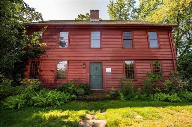 25 Sedgwick Road, West Hartford, CT 06107 (MLS #170447049) :: Spectrum Real Estate Consultants