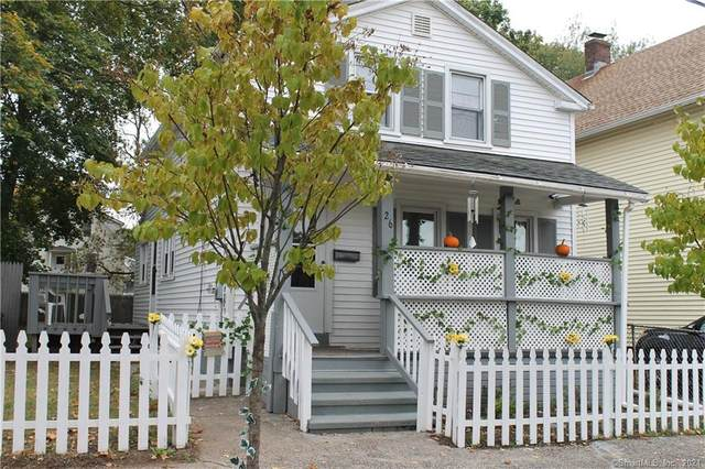 26 Ford Street, New Haven, CT 06511 (MLS #170447426) :: Chris O. Buswell, dba Options Real Estate
