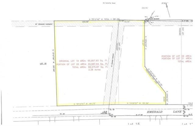 Lot 19 aka 21 Emerald Lane, Bethany, CT 06524 (MLS #N10185499) :: Carbutti & Co Realtors