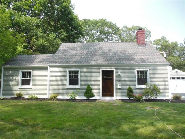 45 Thorpe Street, North Haven, CT 06473 (MLS #N10239428) :: Carbutti & Co Realtors