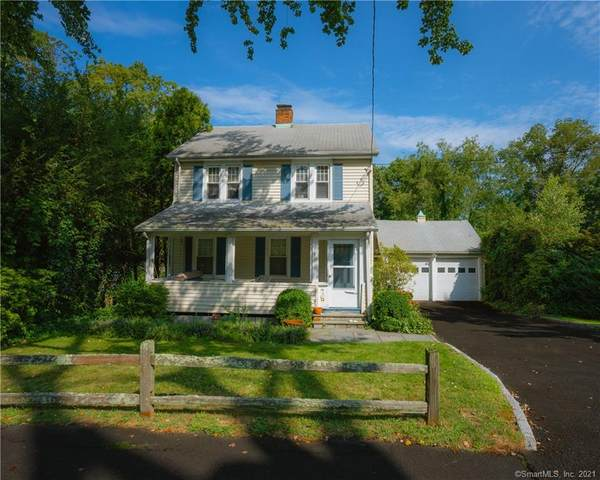5 Park Place, Darien, CT 06820 (MLS #170335942) :: Tim Dent Real Estate Group