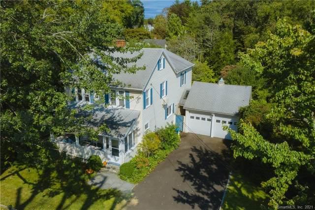 5 Park Place, Darien, CT 06820 (MLS #170335942) :: Spectrum Real Estate Consultants