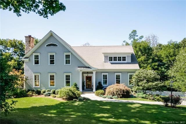43 Norfield Woods Road, Weston, CT 06883 (MLS #170013494) :: The Higgins Group - The CT Home Finder