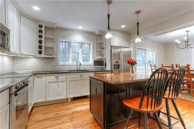 61 High Noon Road, Weston, CT 06883 (MLS #170027119) :: The Higgins Group - The CT Home Finder