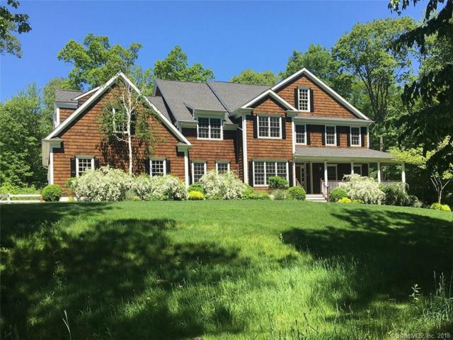 56 Hopewell Woods Road, Redding, CT 06896 (MLS #170078224) :: Carbutti & Co Realtors