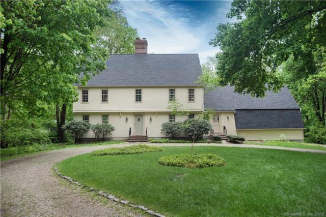 43 Mollbrook Drive, Wilton, CT 06897 (MLS #170081323) :: The Higgins Group - The CT Home Finder