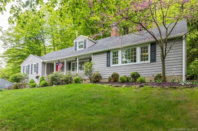 209 Ledges Road, Ridgefield, CT 06877 (MLS #170084942) :: The Higgins Group - The CT Home Finder
