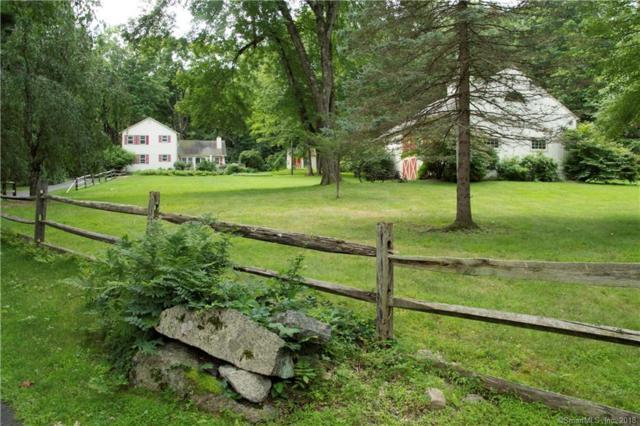 38 Taunton Lake Road, Newtown, CT 06470 (MLS #170110452) :: Carbutti & Co Realtors