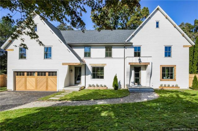 34 Oak Street, Westport, CT 06880 (MLS #170139439) :: Stephanie Ellison
