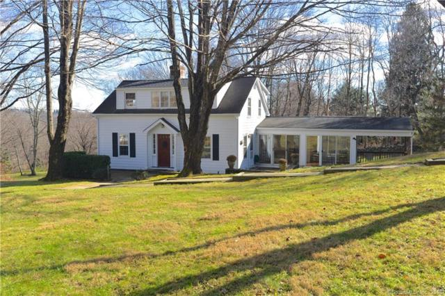 28 Cross Highway, Redding, CT 06896 (MLS #170147604) :: The Higgins Group - The CT Home Finder