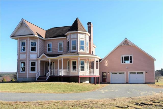 173 Hill Road, Thompson, CT 06277 (MLS #170148221) :: Anytime Realty