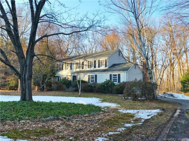 20 Hilltop Drive, Canton, CT 06019 (MLS #170153882) :: Anytime Realty