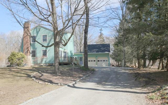 40 Fire Hill Road, Redding, CT 06896 (MLS #170168705) :: The Higgins Group - The CT Home Finder
