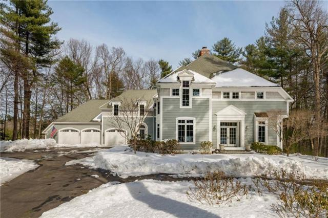 16 Spruce Lane, Simsbury, CT 06089 (MLS #170169844) :: Anytime Realty