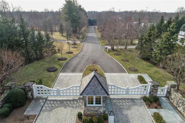 12 Cherry Blossom Lane, Greenwich, CT 06831 (MLS #170177820) :: Kendall Group Real Estate | Keller Williams