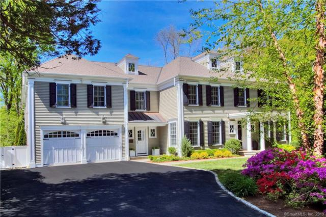 113 Gower Road, New Canaan, CT 06840 (MLS #170193388) :: The Higgins Group - The CT Home Finder