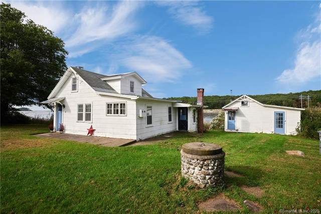 61 Old Black Point Road, East Lyme, CT 06357 (MLS #170210935) :: Anytime Realty