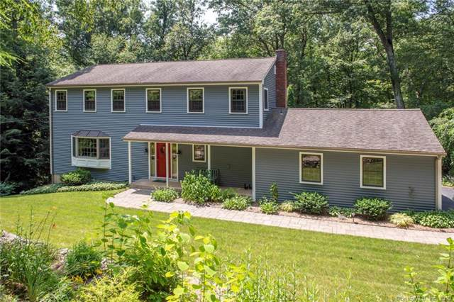 20 Washbrook Road, Newtown, CT 06470 (MLS #170217007) :: The Higgins Group - The CT Home Finder