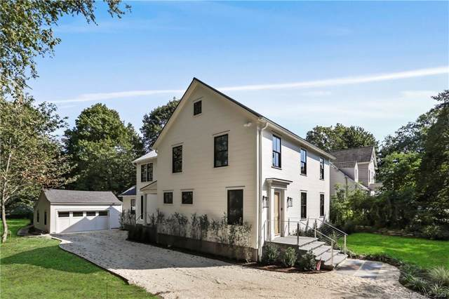34 Fitch Avenue, Darien, CT 06820 (MLS #170220174) :: The Higgins Group - The CT Home Finder