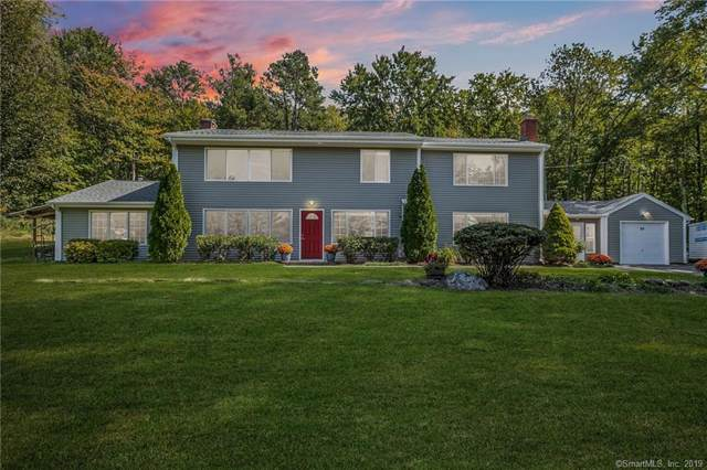 30 Day Street S, Granby, CT 06090 (MLS #170231012) :: The Higgins Group - The CT Home Finder