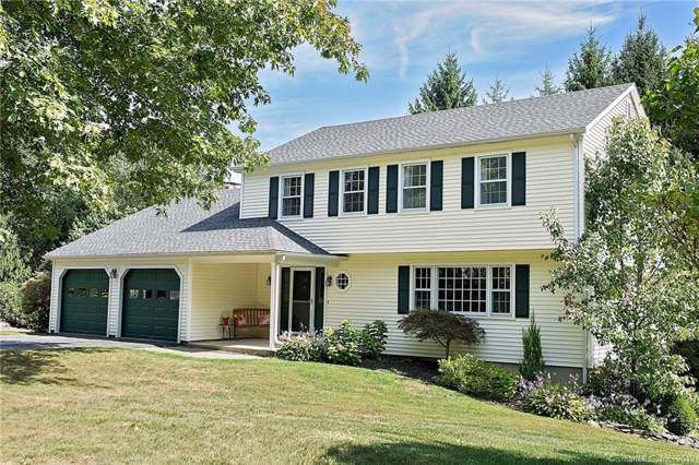 15 Weather Vane Hill, Monroe, CT 06468 (MLS #170235407) :: The Higgins Group - The CT Home Finder