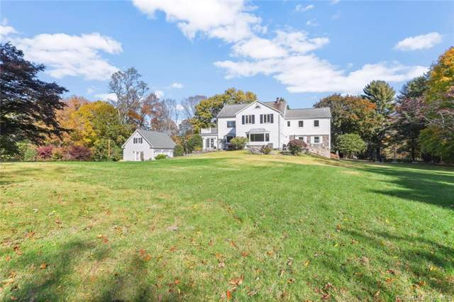 100 Cat Rock Road, Greenwich, CT 06807 (MLS #170236806) :: The Higgins Group - The CT Home Finder