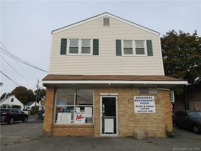 63 Broadway, Milford, CT 06460 (MLS #170237226) :: Carbutti & Co Realtors