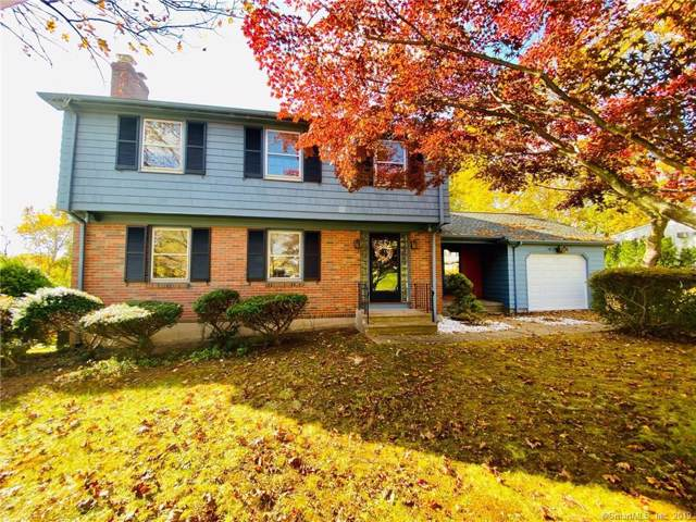 65 Westmont Drive, Middletown, CT 06457 (MLS #170238281) :: The Higgins Group - The CT Home Finder