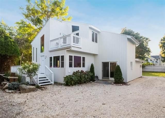 8 Scofield Place, Westport, CT 06880 (MLS #170241030) :: Frank Schiavone with William Raveis Real Estate