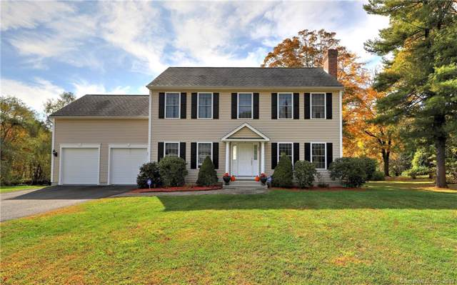 95 Higgins Road, Cheshire, CT 06410 (MLS #170242352) :: GEN Next Real Estate