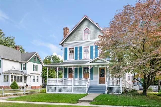182 Broad Street, Wethersfield, CT 06109 (MLS #170243340) :: Michael & Associates Premium Properties | MAPP TEAM
