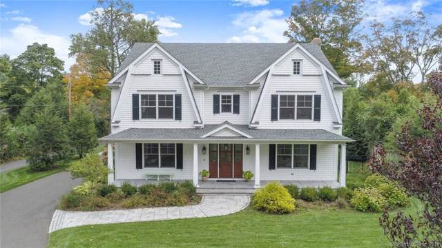 386 White Oak Shade Road, New Canaan, CT 06840 (MLS #170243617) :: GEN Next Real Estate