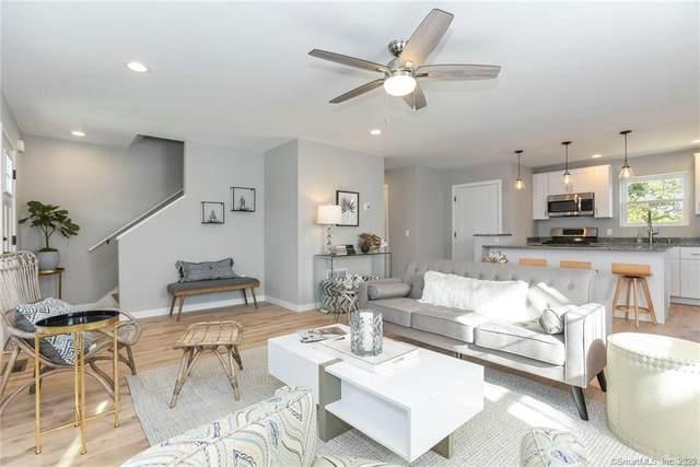 58 Prospect Street #32, Stonington, CT 06379 (MLS #170248887) :: Spectrum Real Estate Consultants