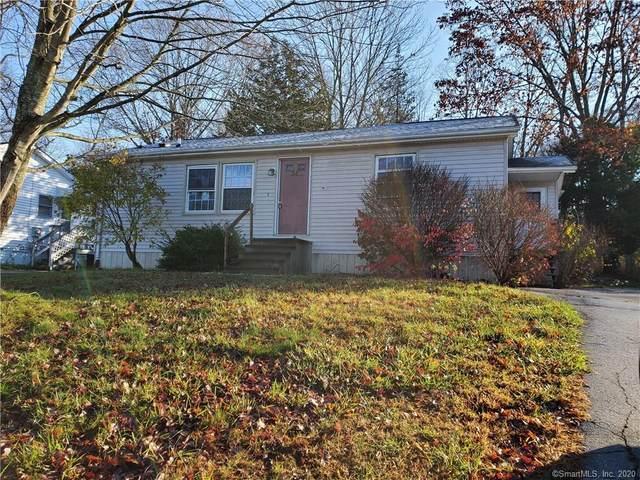 34 Connecticut Drive, Plainfield, CT 06374 (MLS #170250365) :: Michael & Associates Premium Properties   MAPP TEAM