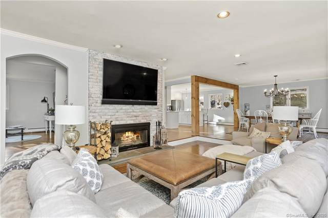 216 Barclay Drive, Stamford, CT 06903 (MLS #170270272) :: The Higgins Group - The CT Home Finder