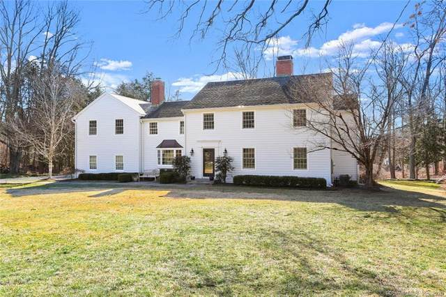 33 Evergreen Hill Road, Fairfield, CT 06824 (MLS #170270338) :: The Higgins Group - The CT Home Finder