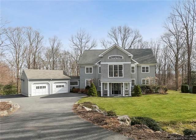 304 Chestnut Hill Road, Wilton, CT 06897 (MLS #170279031) :: Michael & Associates Premium Properties | MAPP TEAM