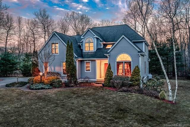 119 Deerwood Road, Tolland, CT 06084 (MLS #170279636) :: GEN Next Real Estate