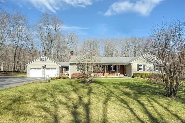 116 Morgan Road, Salem, CT 06420 (MLS #170282513) :: Spectrum Real Estate Consultants