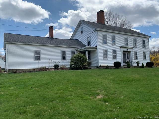 582 Main Street S, Bethlehem, CT 06751 (MLS #170284697) :: The Higgins Group - The CT Home Finder