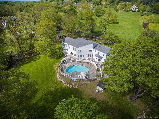 73 Turkey Hill Road S, Westport, CT 06880 (MLS #170285054) :: Spectrum Real Estate Consultants
