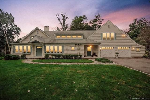 19 Hilltop Road, Norwalk, CT 06854 (MLS #170286120) :: The Higgins Group - The CT Home Finder