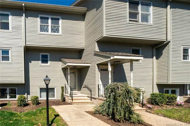40 Cornerstone Court #20, Southington, CT 06479 (MLS #170286641) :: Spectrum Real Estate Consultants