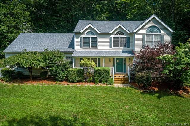 8 Long Meadow Trail, Sherman, CT 06784 (MLS #170289448) :: The Higgins Group - The CT Home Finder