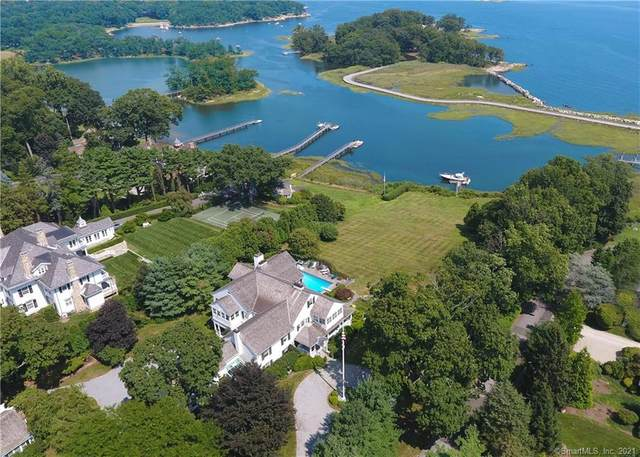 155 Long Neck Point Road, Darien, CT 06820 (MLS #170290663) :: The Higgins Group - The CT Home Finder
