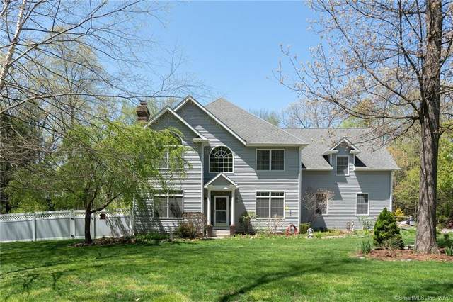 7 Heavenly Lane, Oxford, CT 06478 (MLS #170295640) :: The Higgins Group - The CT Home Finder