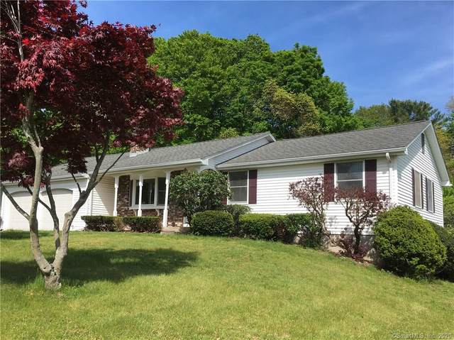 123 Murielle Drive, South Windsor, CT 06074 (MLS #170296261) :: Spectrum Real Estate Consultants