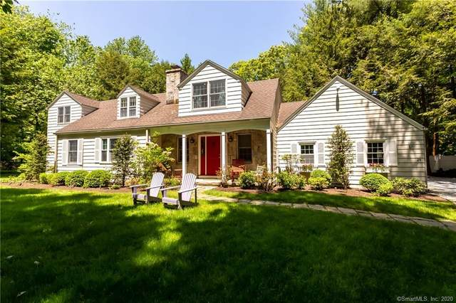 24 Pinewood Road, Stamford, CT 06903 (MLS #170297848) :: The Higgins Group - The CT Home Finder